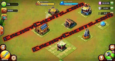 tutorial hack castle clash castle clash free hack energy cheats