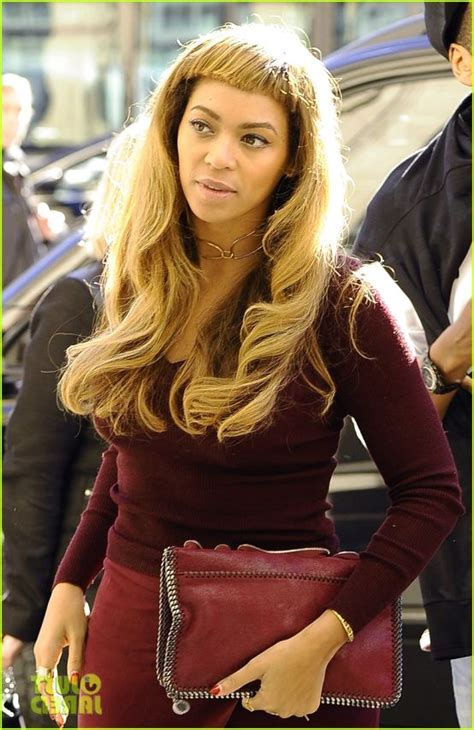 Beyonces New by Beyonce Knowles New Haircut My Real Style