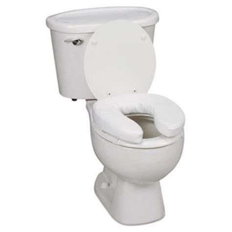 toilet seat cushion walmart bgh 52012461900 vinyl cushion toilet seat 2 in riser