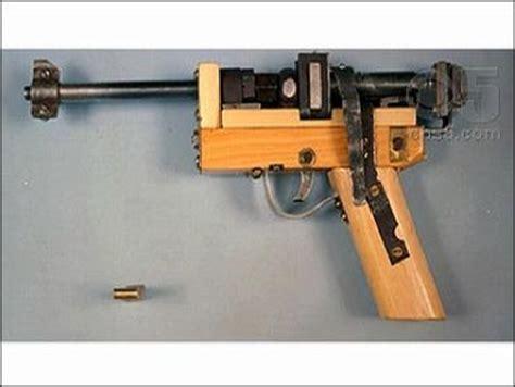 Handmade Pistol - use unabomber s handmade pistol