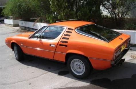 1975 alfa romeo 1975 alfa romeo montreal