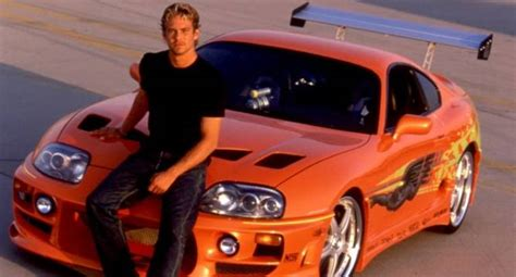 Walker Toyota Paul Walker S Toyota Supra From Fast And Furious Up For