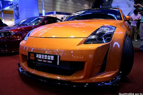 fb z motors z33 350z spec a shine auto project