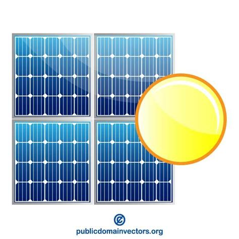 graphic panels solar panel graphics images