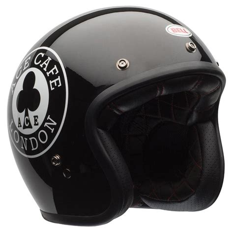 Custom Limited Edition casque bell custom 500 ace cafe black limited edition 2016