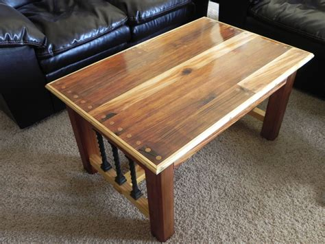 Cedar Coffee Table Buy A Custom Western Cedar Coffee Table Made To Order From Effinger Design Company Custommade