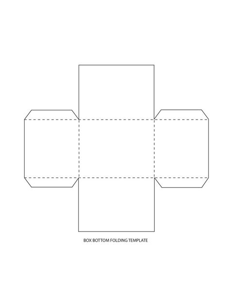 Cookie Box Templates Download As Pdf Box Templates Pinterest Box Templates Boxes And Printable Box Template
