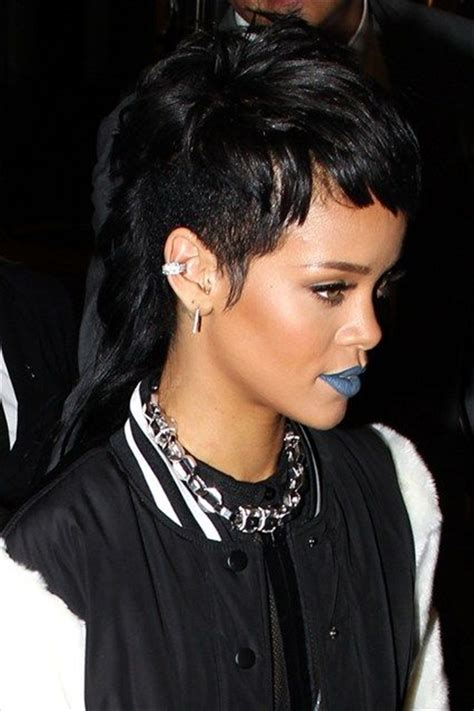 rihanna hairstyles bob haircut makes its debut on ellen todaycom latest rihanna hairstyles 2014 hairstyles 2018