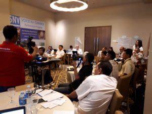 Membangun Kapasitas Media lokakarya penguatan kapasitas untuk mitra snv speak indonesia