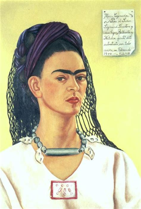 frida kahlo self portrait biography ŧhe oincidental 208 andy frida kahlo the life of a mexican