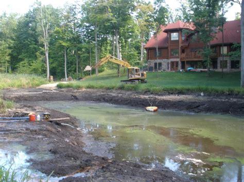 Landscape Supply Northville Mi Northville Mi Pond Digging