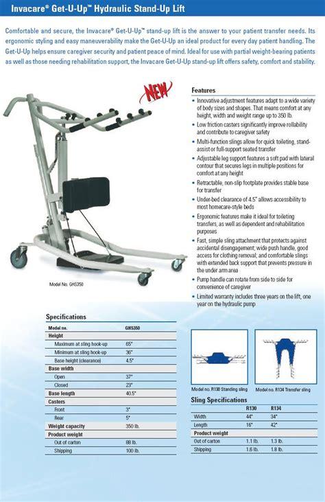 hydraulic stand  lift  shipping