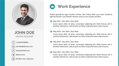 Resume Samples Youtube by Resume Powerpoint Presentation