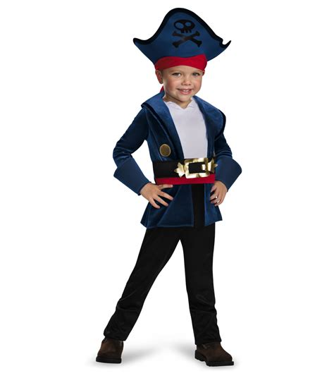 jake the costume captain jake toddler never land costume tv show costumes
