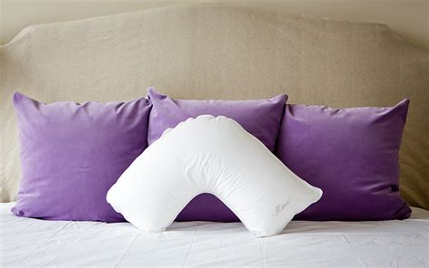 the pillow bar best side sleeper pillow dr side