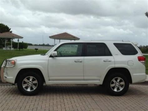 Used Toyota 4runner 4x4 For Sale Find Used 2012 Toyota 4runner Sr5 4x4 V6 In Montgomery
