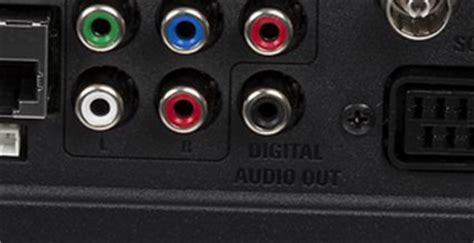 format audio tv 187 digital audio out and optical s pdif sony philips
