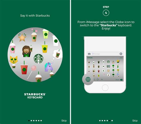 ios emoji for android starbucks releases emoji keyboard for ios and android it from here redmond pie