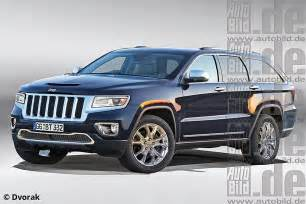 Jeep Grand Dealers Jeep Wagoneer To Be Shown To Dealers In August Jeep