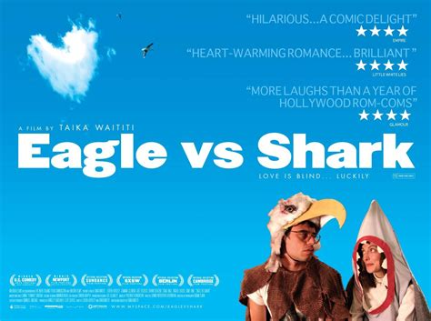 House Designers Online Eagle Vs Shark 3 Of 3 Extra Large Movie Poster Image