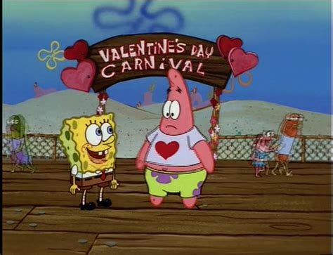 spongebob valentines day episode spongebuddy mania spongebob episode s day