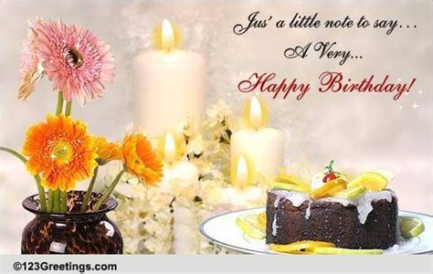Wish You A Very Happy Birthday. Free Extended Family