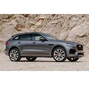 Jaguar F Pace SVR Engine Price Review And Performance Exterior Image