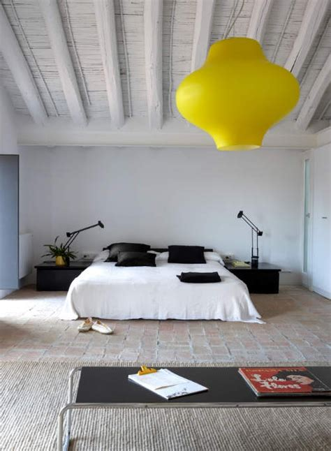 black white and yellow bedroom ideas a touch of yellow in the bedroom panda s house