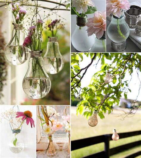 using light bulbs in your wedding decor style serendipity
