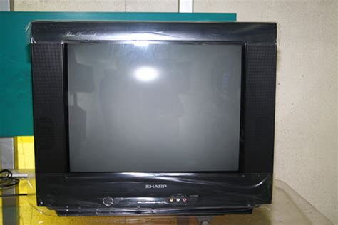 Tv Sharp sharp 14vw150m 14 quot color tv with free micromatic rice cooker cebu appliance center