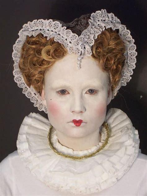 5 pc queen elizabeth renaissance style antique white king bedroom 17 best images about elizabethan makeup on pinterest