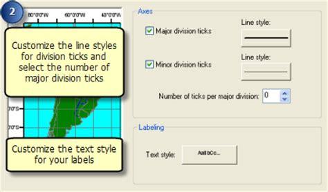 arcgis layout bearbeiten kurzer 220 berblick 252 ber datenrahmengitternetze und den