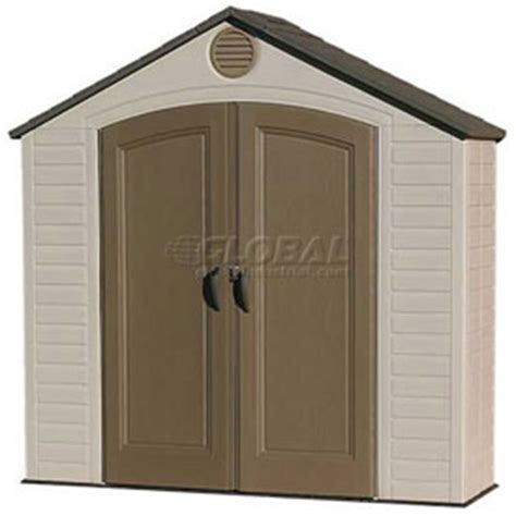 Lifetime Tool Shed by Plastic Sheds Storage Sheds Outdoor Sheds