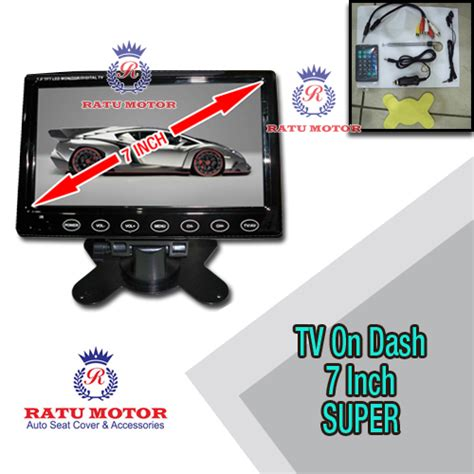 Tv Ondash tv lcd ondash 7 inch usb sdcard audio dan tv monitor