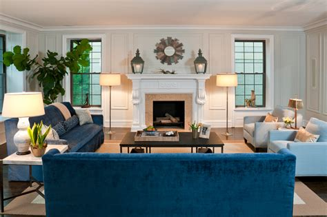blue sofa living room design stunning velvet sofa decorating ideas