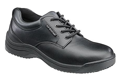 skidbuster s work shoes leather slip resistant