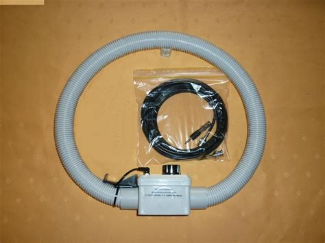 hd series shortwave loop antenna  reception    mhz ebay