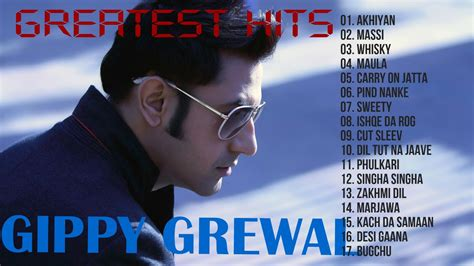 gippy best song gippy grewal greatest hits jukebox hit punjabi