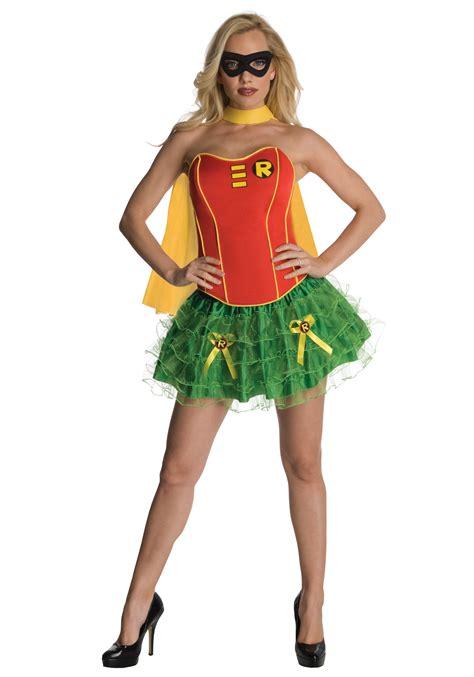 robin costume robin corset costume