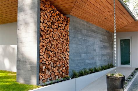Firewood Shed Nz by The Artful Woodpile 30 Fabulous Firewood Storage Ideas
