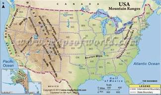 map of mountains in america this is gonna be a tricky year the united states of america