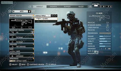 Leaked screenshots of Battlefield 4 'alpha trial' appear