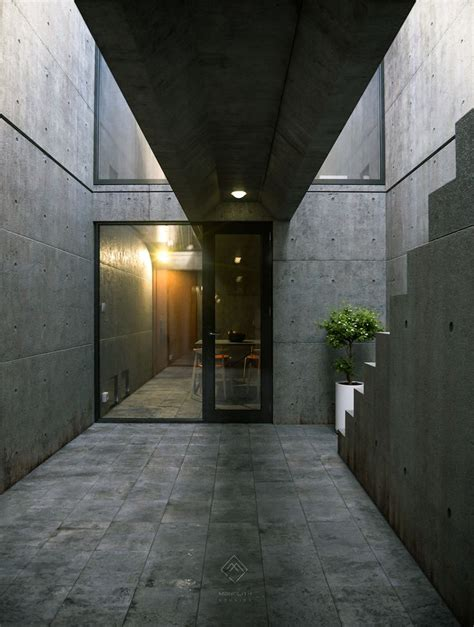 Tadao Ando Houses by 34 Best 18 Tadao Ando Azuma House Row House Osaka