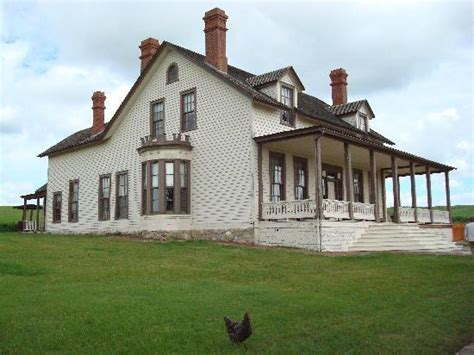 gen house custer s house picture of fort abraham lincoln state park mandan tripadvisor