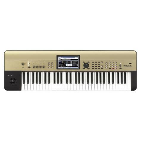 Keyboard Korg Krome 61 korg krome 61 key buy synthesizer best price
