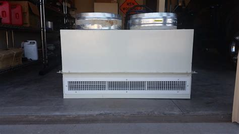 concentric ceiling diffuser rooftop unit hvac air