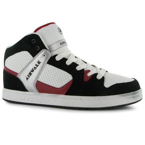 Airwalk Sneaker Size 42 airwalk mens rogue mid skate shoes laced gents casual footwear new ebay