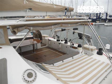 catamaran a vendre nc lagoon 57 s catamaran sloop occasion 224 la vente var