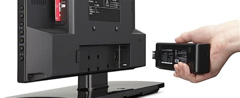 Tv Toshiba Power Tv toshiba regza 19p2 tv has an battery ubergizmo