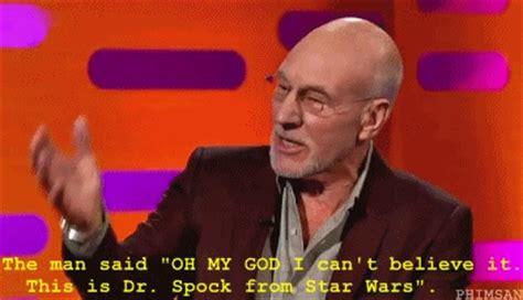 Meme Patrick Stewart - re watch review star wars episodes i vi ode to jo